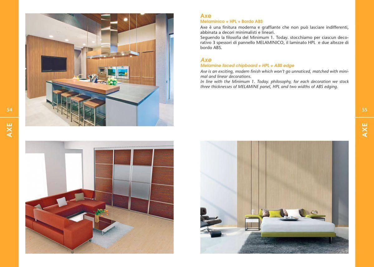 Melamina mobili top mueble vajillero moderno minimalista cristalero with melamina mobili - Melamina mobili ...